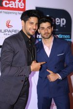 Sidharth Malhotra at the Red Carpet Of Most Stylish Awards 2017 on 24th March 2017