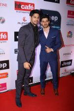 Sooraj Pancholi at the Red Carpet Of Most Stylish Awards 2017 on 24th March 2017 (189)_58d654d036e1f.JPG