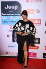 Tanisha Mukherjee at the Red Carpet Of Most Stylish Awards 2017 on 24th March 2017 (135)_58d6551818c89.JPG