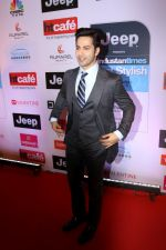 Varun Dhawan at the Red Carpet Of Most Stylish Awards 2017 on 24th March 2017 (130)_58d65504efc7d.JPG
