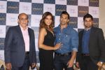 Bipasha Basu & Karan Singh Grover at the Launch Of Springfit Mattress Autograph Collection on 25th March 2017 (58)_58d7a29908b50.JPG