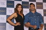 Bipasha Basu & Karan Singh Grover at the Launch Of Springfit Mattress Autograph Collection on 25th March 2017 (66)_58d7a29ed67d5.JPG