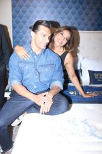Bipasha Basu & Karan Singh Grover at the Launch Of Springfit Mattress Autograph Collection on 25th March 2017 (85)_58d7a2b127505.JPG