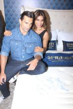 Bipasha Basu & Karan Singh Grover at the Launch Of Springfit Mattress Autograph Collection on 25th March 2017 (90)_58d7a2b544b1b.JPG