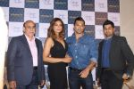 Bipasha Basu & Karan Singh Grover at the Launch Of Springfit Mattress Autograph Collection on 25th March 2017 (57)_58d7a20e6cc47.JPG