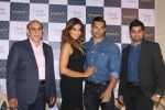 Bipasha Basu & Karan Singh Grover at the Launch Of Springfit Mattress Autograph Collection on 25th March 2017 (59)_58d7a21079101.JPG