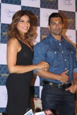 Bipasha Basu & Karan Singh Grover at the Launch Of Springfit Mattress Autograph Collection on 25th March 2017 (62)_58d7a2c4115a9.JPG