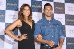 Bipasha Basu & Karan Singh Grover at the Launch Of Springfit Mattress Autograph Collection on 25th March 2017 (64)_58d7a29cec938.JPG