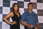 Bipasha Basu & Karan Singh Grover at the Launch Of Springfit Mattress Autograph Collection on 25th March 2017 (65)_58d7a215b5228.JPG