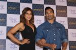Bipasha Basu & Karan Singh Grover at the Launch Of Springfit Mattress Autograph Collection on 25th March 2017 (67)_58d7a2178e623.JPG