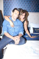 Bipasha Basu & Karan Singh Grover at the Launch Of Springfit Mattress Autograph Collection on 25th March 2017 (84)_58d7a2271215a.JPG