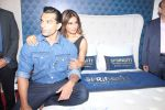Bipasha Basu & Karan Singh Grover at the Launch Of Springfit Mattress Autograph Collection on 25th March 2017 (88)_58d7a22b65123.JPG