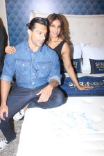 Bipasha Basu & Karan Singh Grover at the Launch Of Springfit Mattress Autograph Collection on 25th March 2017 (91)_58d7a22f929b7.JPG