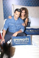 Bipasha Basu & Karan Singh Grover at the Launch Of Springfit Mattress Autograph Collection on 25th March 2017 (93)_58d7a231ba51c.JPG