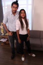Nia Sharma & Namit Khanna at an Interview For Web Series Twisted on 25th March 2017 (2)_58d79f1b5b5f9.JPG