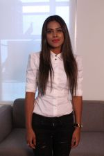 Nia Sharma at an Interview For Web Series Twisted on 25th March 2017