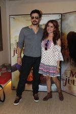 Piaa Bajpai, Darshan Kumaar at the promotional Interview of Mirza Juuliet on 25th March 2017 (31)_58d7a08c8750c.JPG