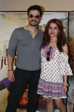 Piaa Bajpai, Darshan Kumaar at the promotional Interview of Mirza Juuliet on 25th March 2017 (34)_58d7a090bf8a5.JPG