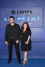 Rohit Roy, Manasi Joshi Roy at Chivas Regal 18 Alchemy-Crafted For The Senses on 25th March 2017