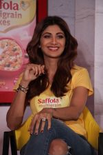 Shilpa Shetty at the Launch Of Saffola New Product on 25th March 2017