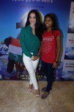 Elli Avram at The Red Carpet Of The Special Screening Of Poorna on 27th March 2017 (72)_58da19174bf4f.JPG