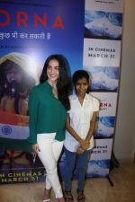 Elli Avram at The Red Carpet Of The Special Screening Of Poorna on 27th March 2017 (41)_58da18f7f130c.JPG