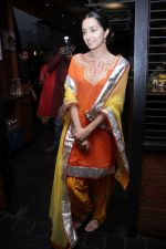 Shraddha Kapoor at Inauguration Of Pandit Padharinath Kolhapure Marg on 28th March 2017 (35)_58db88d8e007c.JPG