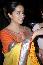 Shraddha Kapoor at Inauguration Of Pandit Padharinath Kolhapure Marg on 28th March 2017 (58)_58db88e27ddbf.JPG