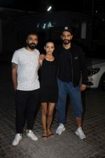Angad bedi, Andrea Tairang at the Special Screening Of Film Naam Shabana on 29th March 2017