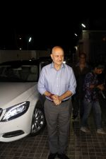 Anupam Kher at the Special Screening Of Film Naam Shabana on 29th March 2017
