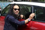 Kailash Kher at the Song Launch Of Vote Do For Movie Blue Mountains on 29th March 2017 (14)_58dcd110826fa.JPG