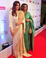 Twinkle Khanna On Red Carpet Of Hello Hall Of Fame Awards on 29th March 2017 (20)_58dccf43b0960.jpg