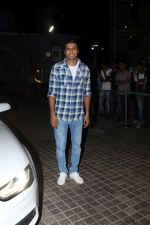 Vicky Kaushal at the Special Screening Of Film Naam Shabana on 29th March 2017