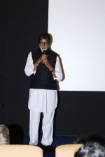 Amitabh Bachchan at the Launch Of New Tv Show Ek Thi Rani Aisi Bhi on 30th March 2017 (9)_58de3607d45bb.JPG