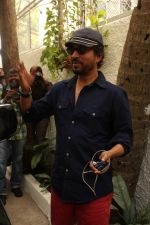 Irrfan Khan Spotted at Sunny Super Sound on 30th March 2017