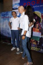 Anupam Kher, Rahul Bose at The Red Carpet Of The Special Screening Of Film Poorna on 30th March 2017 (23)_58de3d2a29237.JPG