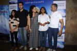 Dia Mirza, Sahil Sangha, Rahul Bose at The Red Carpet Of The Special Screening Of Film Poorna on 30th March 2017