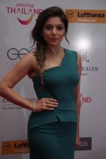 Kanika Kapoor at Geo Asia Spa Host Star Studded Biggest Award Night on 30th March 2017