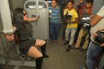 Rakhi Sawant at Aabid Husan New Gym Launch FITZVILLE on 31st March 2017 (45)_58df94ff07b13.JPG