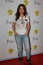 Tisca Chopra at The Mami Film Club Host Red Carpet Screening Of Mukti Bhawan on 31st March 2017