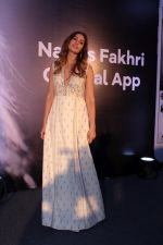 Nargis Fakhri at the launch Of Her Own Mobile App on 12th April 2017 (46)_58f367f7b9cad.JPG