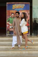 Parineeti Chopra, Ayushmann Khurrana at the promotion of film Meri Pyaari Bindu (106)_58f4cc893ea54.JPG
