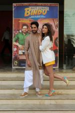 Parineeti Chopra, Ayushmann Khurrana at the promotion of film Meri Pyaari Bindu (108)_58f4cc8abcd3b.JPG