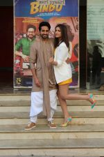 Parineeti Chopra, Ayushmann Khurrana at the promotion of film Meri Pyaari Bindu (110)_58f4cc8cb45c1.JPG