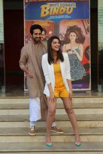 Parineeti Chopra, Ayushmann Khurrana at the promotion of film Meri Pyaari Bindu (118)_58f4cc9459fbe.JPG
