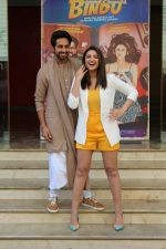 Parineeti Chopra, Ayushmann Khurrana at the promotion of film Meri Pyaari Bindu (120)_58f4cc962abeb.JPG