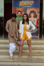 Parineeti Chopra, Ayushmann Khurrana at the promotion of film Meri Pyaari Bindu (122)_58f4cc97f14b0.JPG