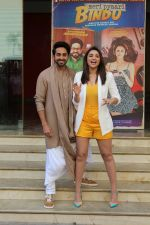 Parineeti Chopra, Ayushmann Khurrana at the promotion of film Meri Pyaari Bindu (124)_58f4cc99ebef8.JPG