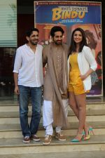 Parineeti Chopra, Ayushmann Khurrana, Akshay Roy at the promotion of film Meri Pyaari Bindu (104)_58f4cca1ab7c1.JPG