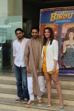 Parineeti Chopra, Ayushmann Khurrana, Akshay Roy at the promotion of film Meri Pyaari Bindu (113)_58f4cca763095.JPG